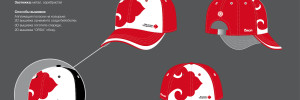 Бейсболки «Наследие Татарстана» (v. 2.0)