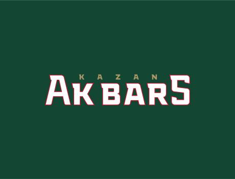 Шрифтовой логотип «Ак Барса»